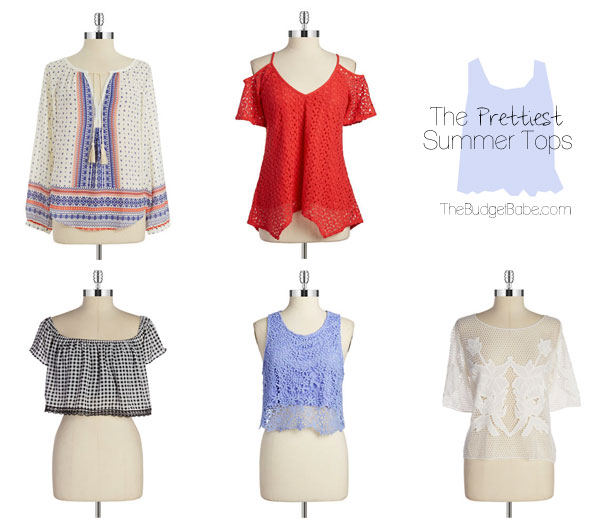 The Most Beautiful Tops