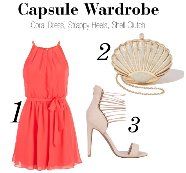 Style one dress for 7 weddings!