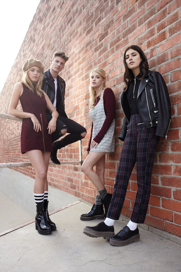 Forever 21 Pre-Fall Campaign Photos