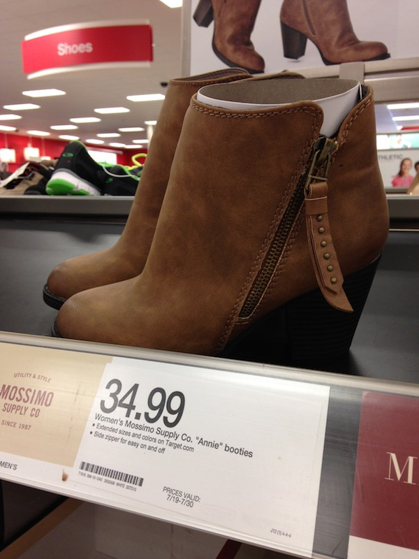 575490b61 Off the Rack: Fall Boot Preview at Target, Surprize by Stride Rite ...
