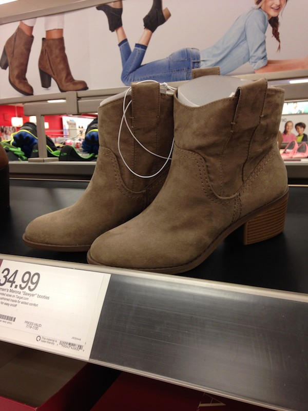 fa128e1396e2 Off the Rack  Fall Boot Preview at Target
