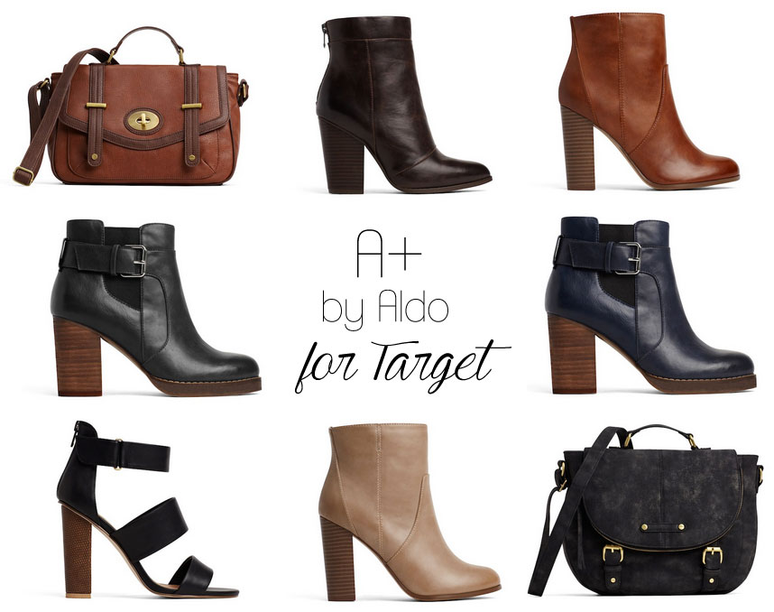 ALDO and Target Introduce an A+ Collection