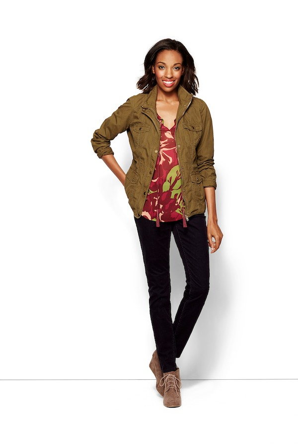 fc9bf7db8d8b3 The JCPenney Women s Fall 2015 Lookbook Features Moto Jackets