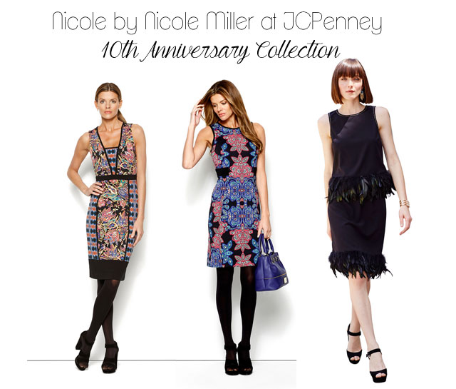 Nicole by Nicole Miller 10th Anniversary Collection at JCPenney