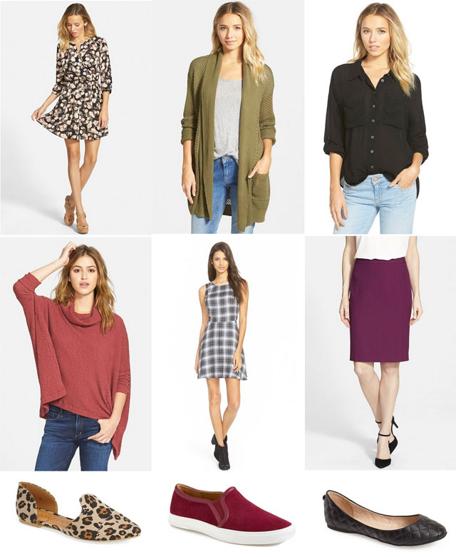 Nordstrom End-of-Summer Clearance Sale Picks / TheBudgetBabe.com Fashion Blog