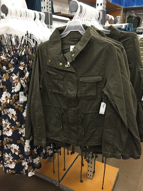 Old Navy pre-fall fashions