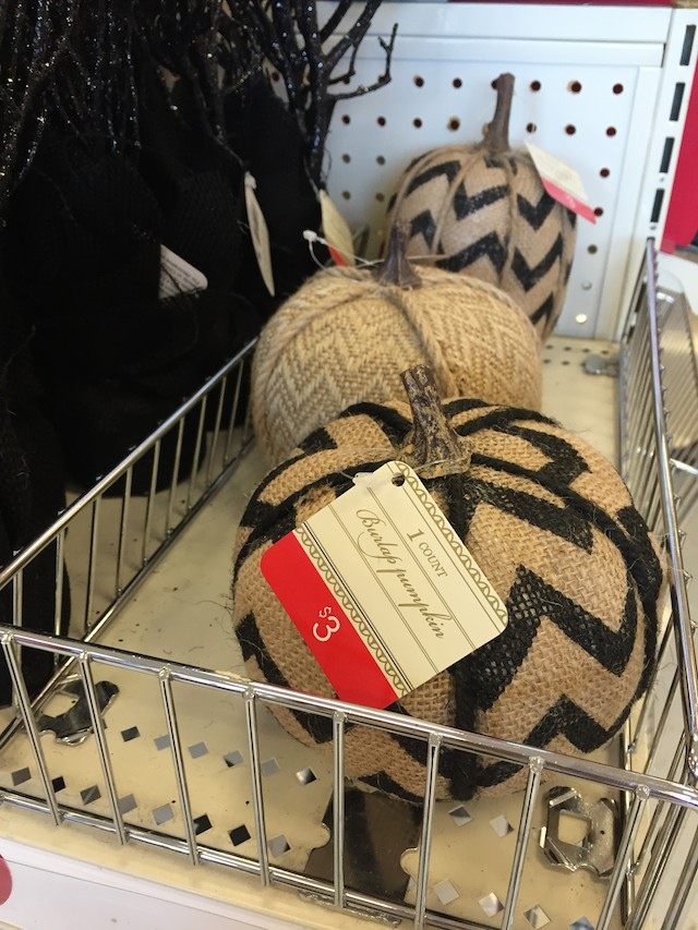 Dollar Bin Diaries Halloween Decor At Target The Budget Babe Affordable Fashion Style Blog