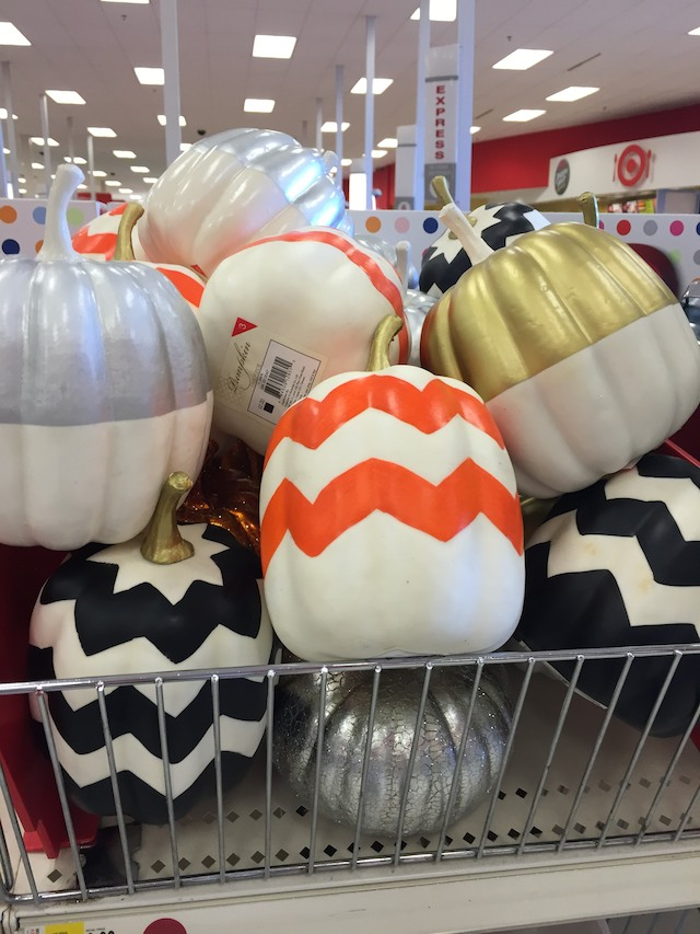 Addicted to the Target Dollar Aisle - fun stuff for Halloween!