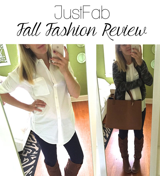 Just Fab Fall Fashion Review