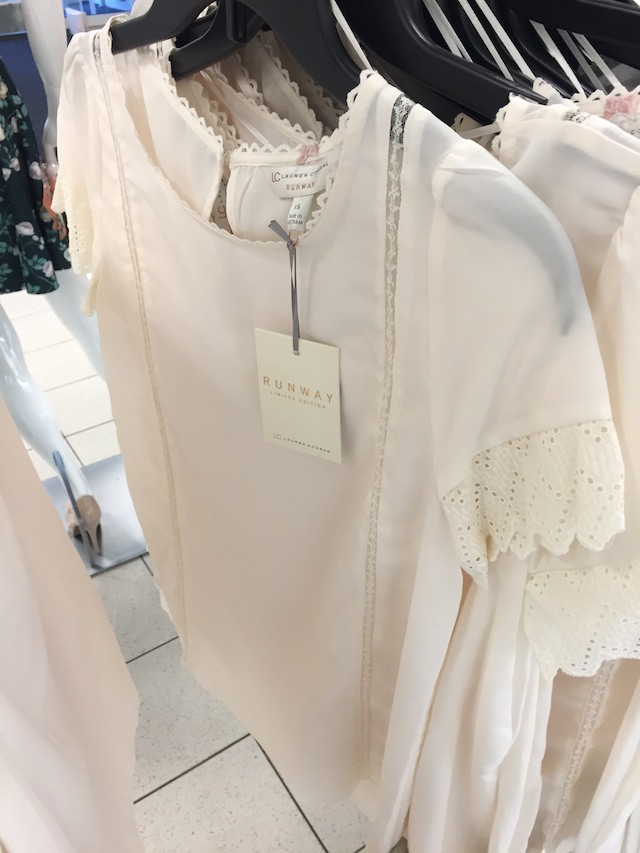 LC Lauren Conrad Runway collection at Kohl's