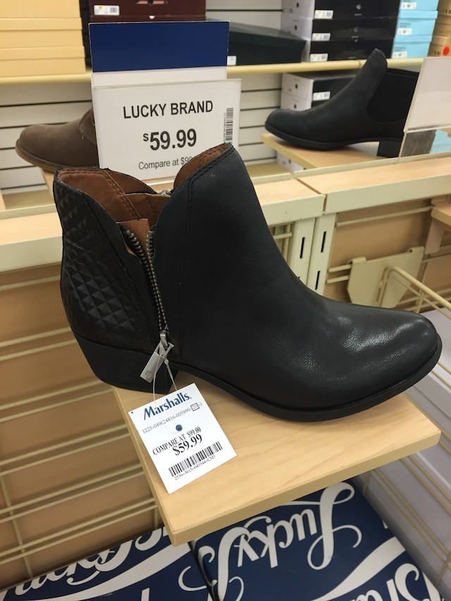Cute fall boots at Marshalls - need these!
