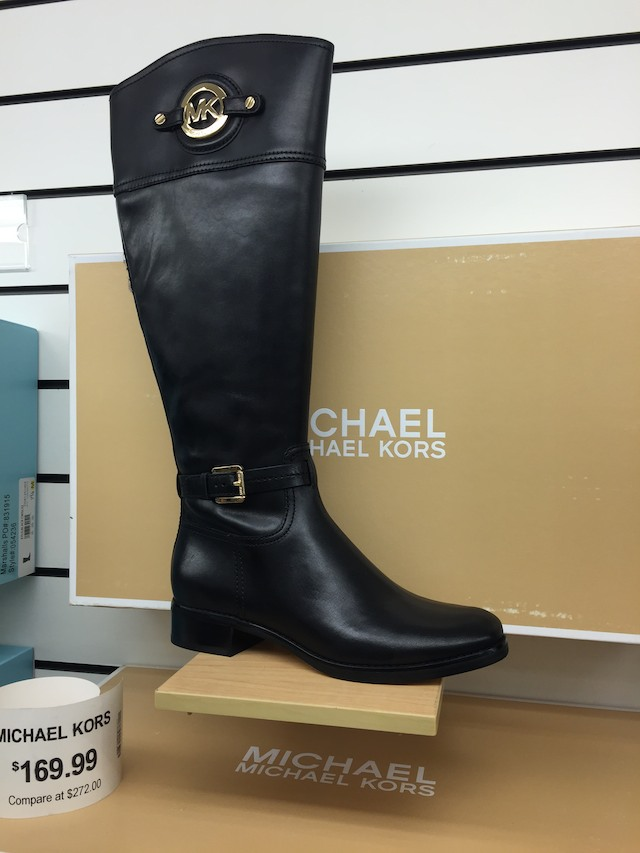 a260379a0 Off the Rack  Fall Boots at Marshalls (See 35 In-Store Photos ...