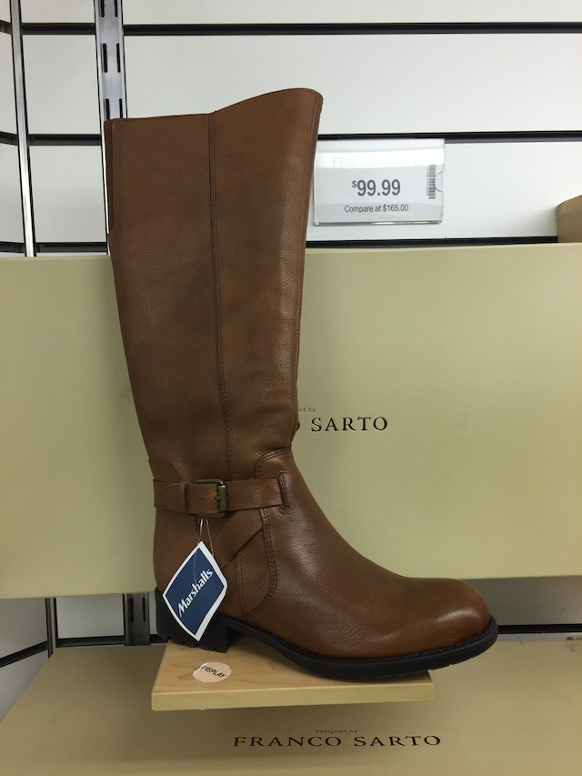 Cute fall boots at Marshalls - love these!