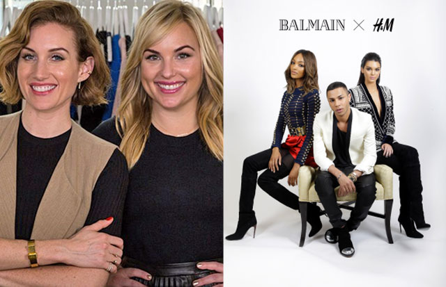 Who What Wear for Target, the complete Balmain x H&M lookbook and more fashion news