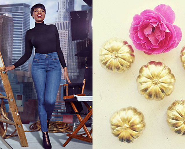 Jennifer Hudson for New York & Co., Pumpkin Decorating Ideas and more