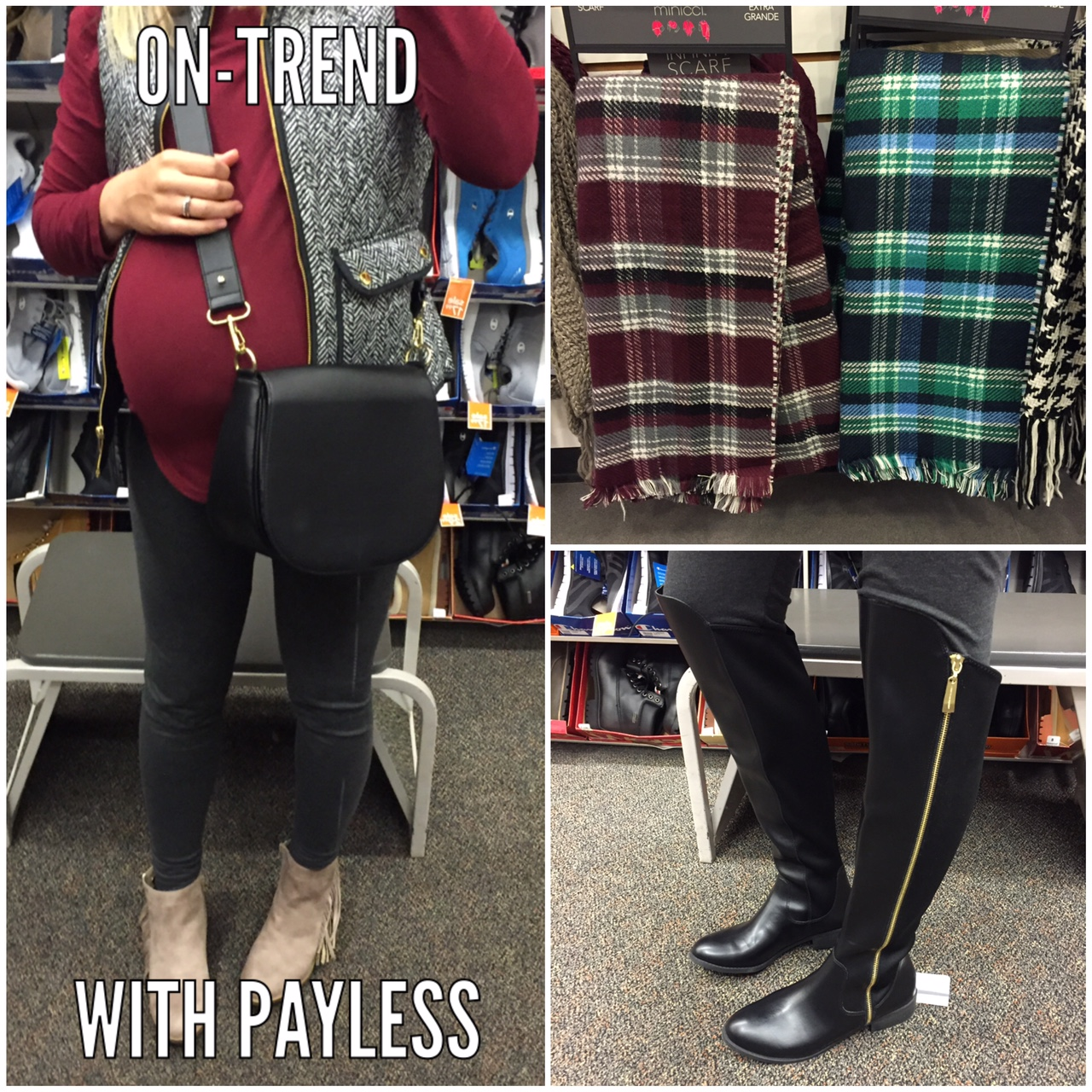 Payless shoes are on-trend for fall