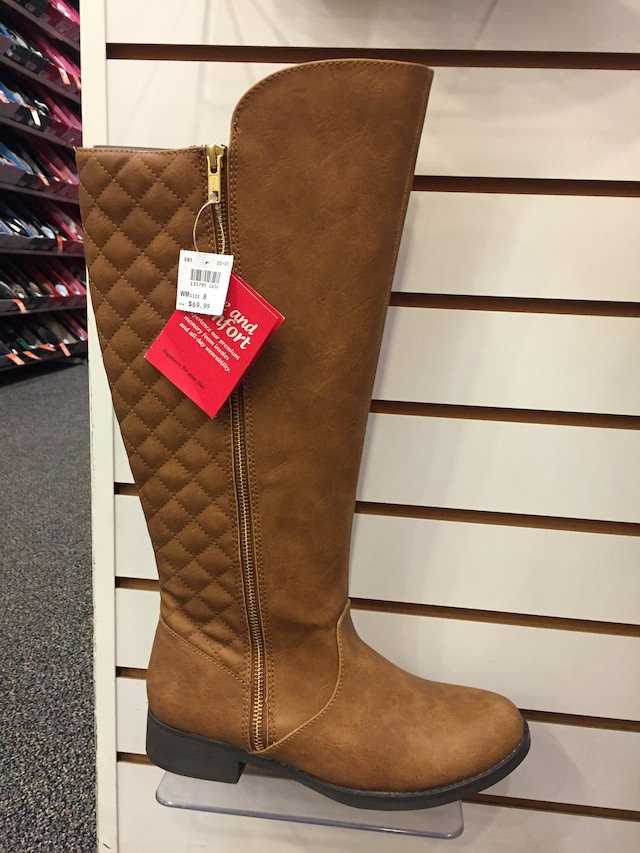 On-trend boots for fall at Payless!