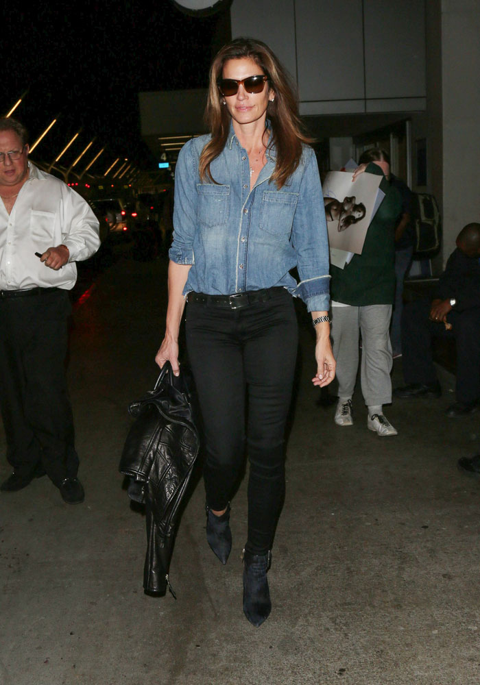 Cindy Crawford's Look for Less