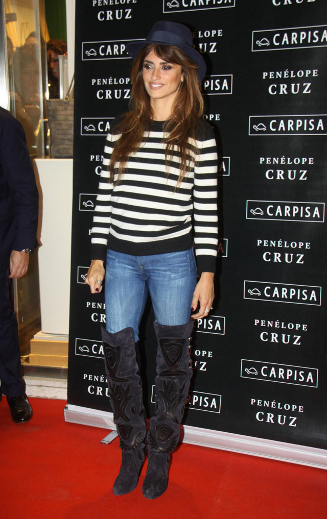 Penelope Cruz fashion style for less