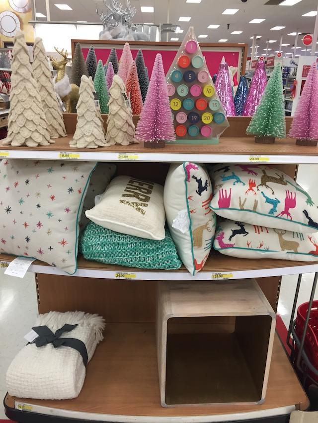 Bear Head Wall Decor Target : Target holiday pillows christmas decore