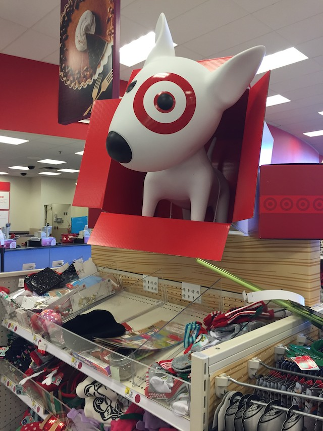 Target One Spot gets a makeover
