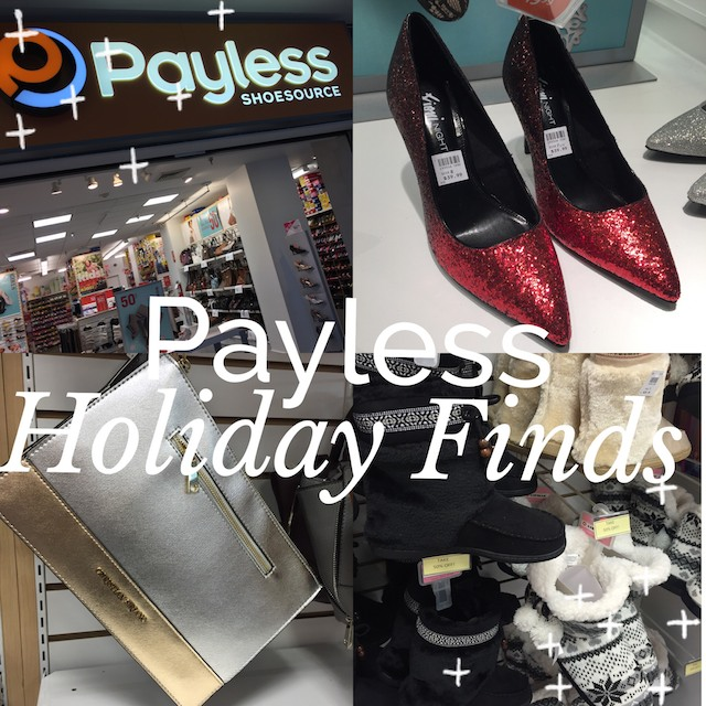 Payless Holiday Finds