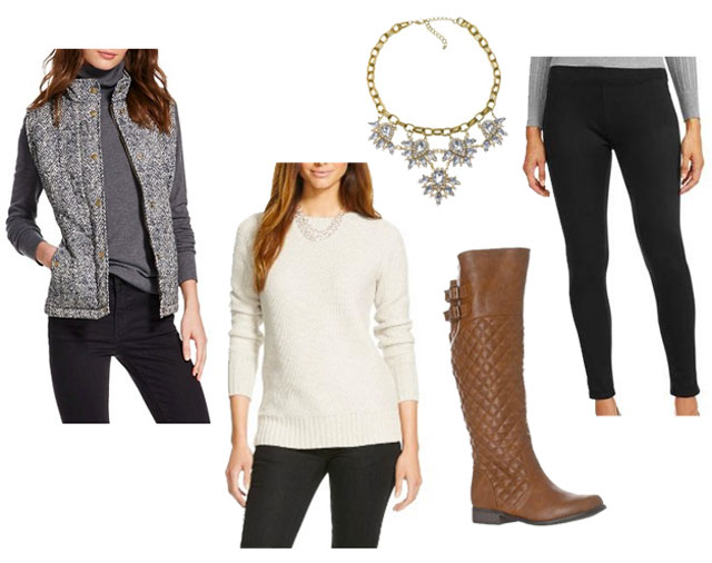 Fall outfit formulas for 2015 on a budget