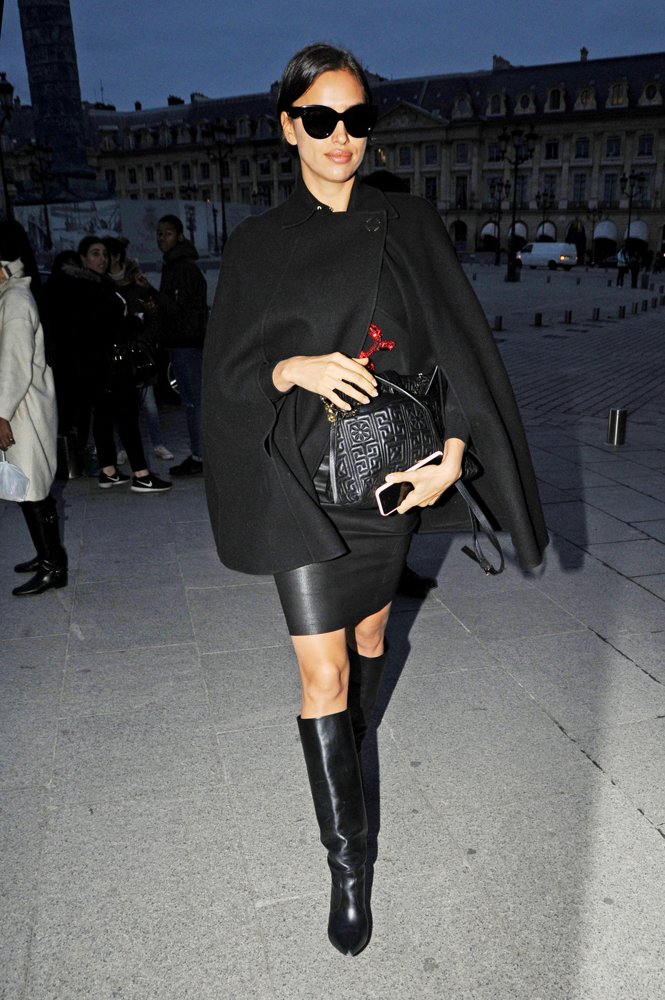Irina Shayk Look for Less