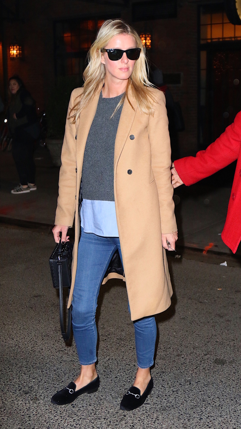 Nicky Hilton Rothschild Look for Less