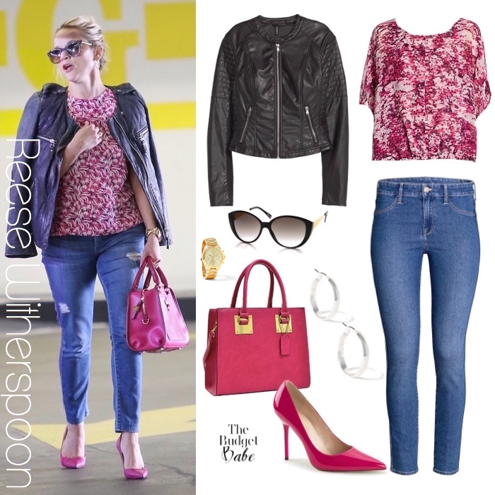Reese Witherspoon Look for Less