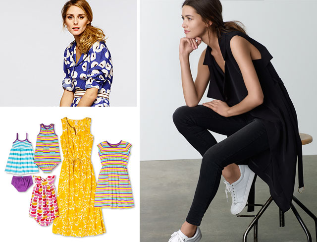 Chelsea28 by Olivia Palermo, Happy by Pink Chicken, Sears Spring Fashion and more