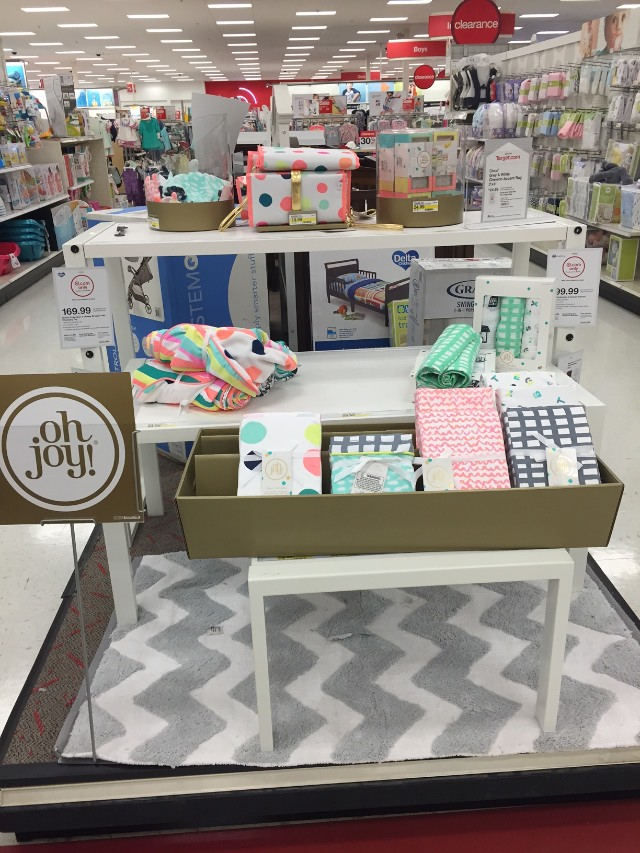 Oh Joy Nursery collection at Target is so cute!
