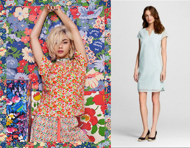 Liberty London x Uniqlo, Easter Dresses and More