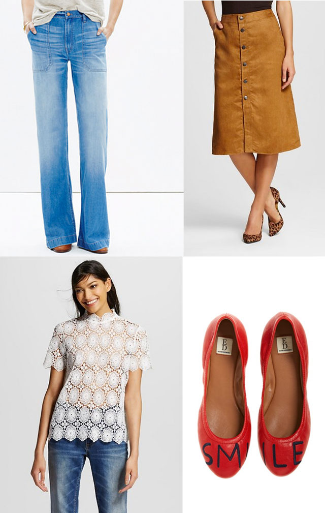 Madewell sale, suede skirts and more