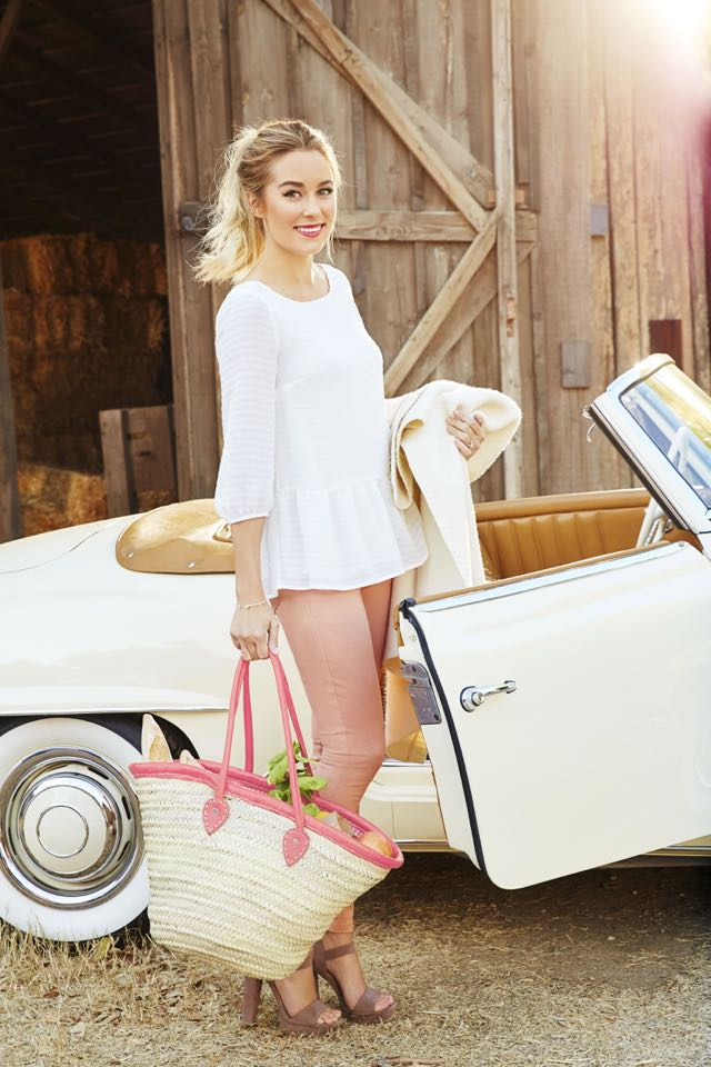 LC Lauren Conrad for Kohl's spring 2016 lookbook
