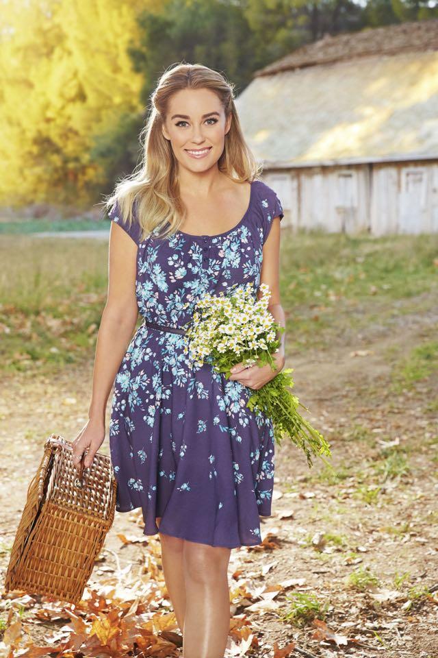 Lc Lauren Conrad S Latest Spring Looks Plus Reed Krakoff