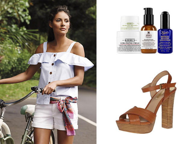 Anthro Day Sale, Kiehl's Mother's Day gift ideas and more