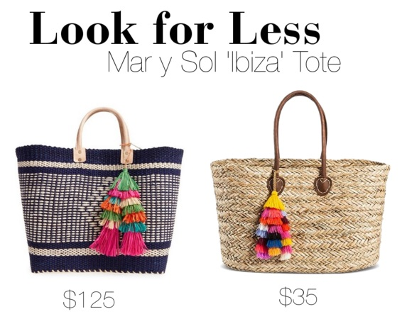 Mar Y Sol Ibiza Tote Look For Less