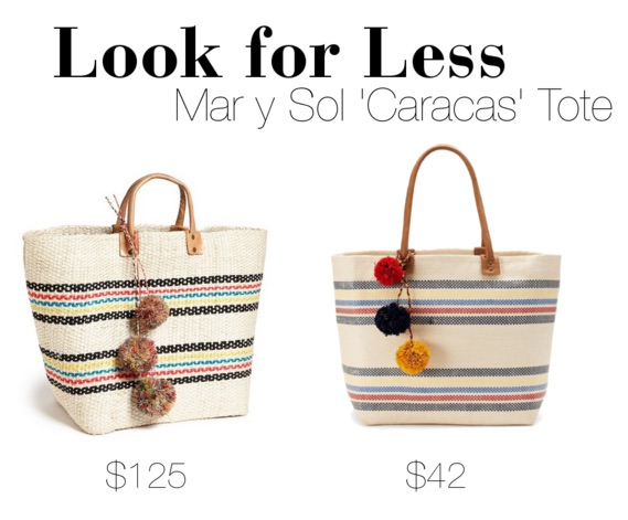 Mar Y Sol Caracas Tote Look For Less