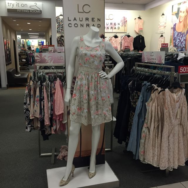 LC Lauren Conrad for Kohl's spring styles are so cute