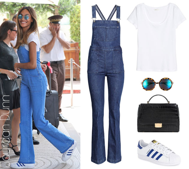 Jourdan Dunn look for less