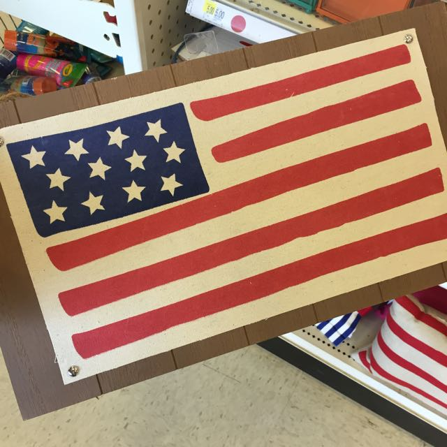 Fourth of July dollar bin finds at Target