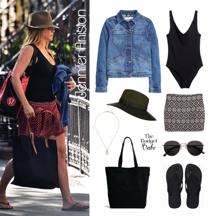 Jennifer Aniston Look for Less