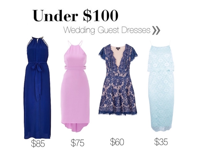Ashley's Picks Wedding Guest Dresses
