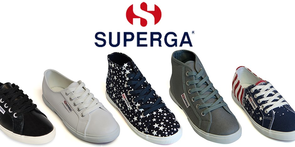 Step up your sneaker game with the Superga for Target limited edition capsule collection.