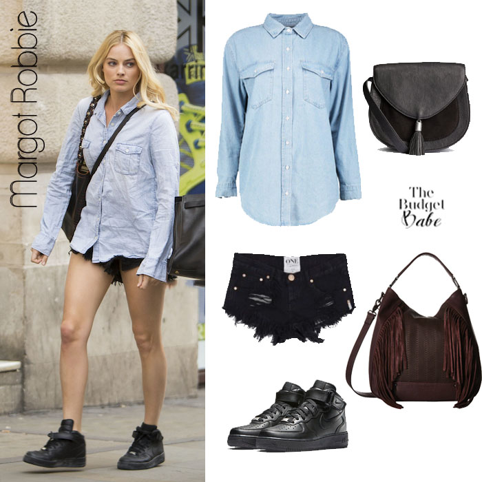 Margot Robbie Look for Less