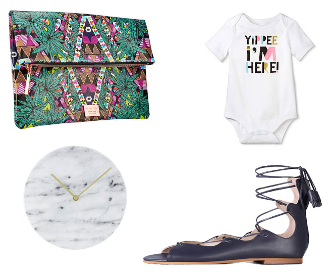 The Budget Babe shares fashion news and finds worth noting this week.