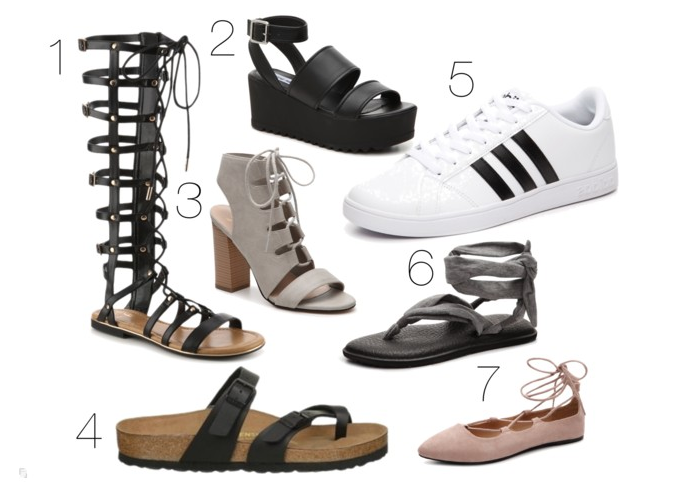 Best Summer Shoes 2016