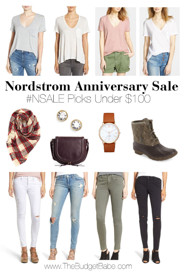 The Budget Babe shares what she bought at the Nordstrom Anniversary Sale Early Access.