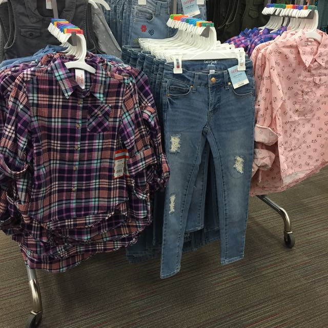Cat & Jack is the new kids clothing line at Target.